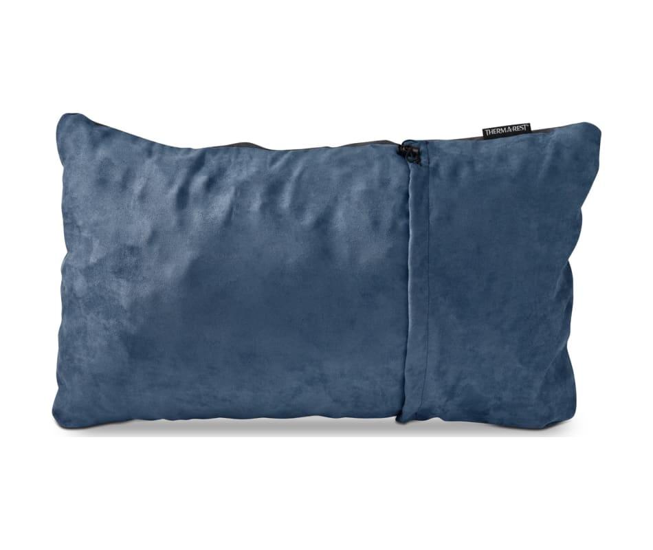 Camping Comfort Thermarest Compressible Pillow Medium Denim