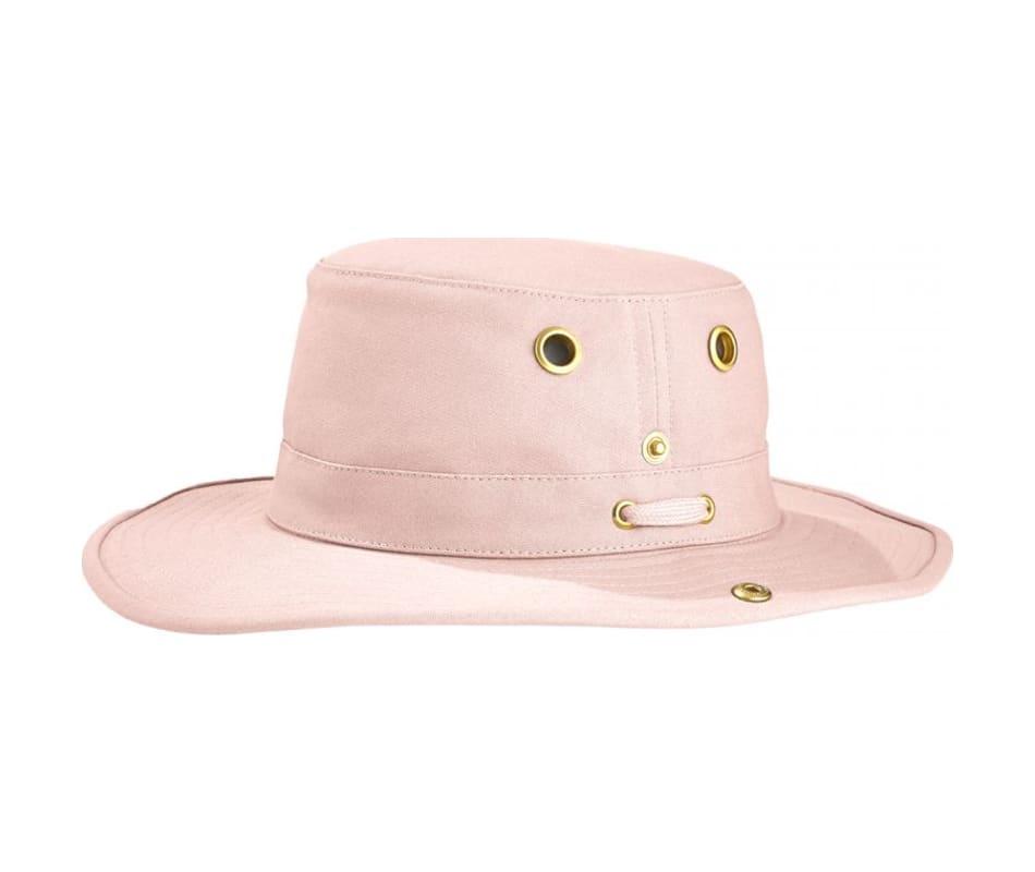 Dusty Pink White Brim