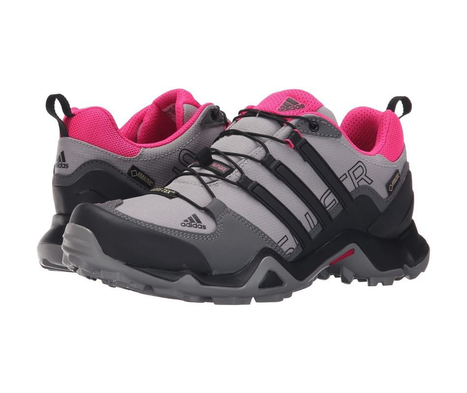 2d4ef0e6ac1 Adidas Outdoor Women s Terrex Swift R GTX Granite Black Solid Grey ...