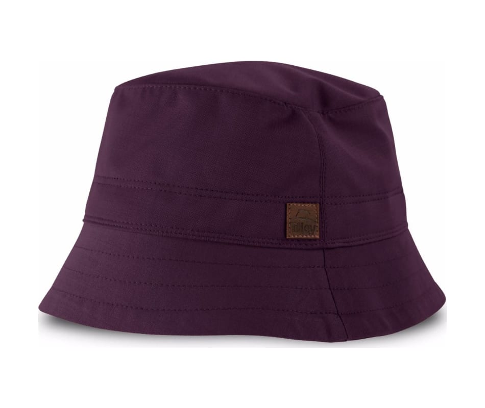 0391aa47fd6 Tilley Tssb1 London Bucket - Purple - M