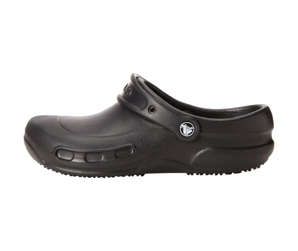 ed2454eb8 Crocs Bistro Work Shoes Black - M10   W12