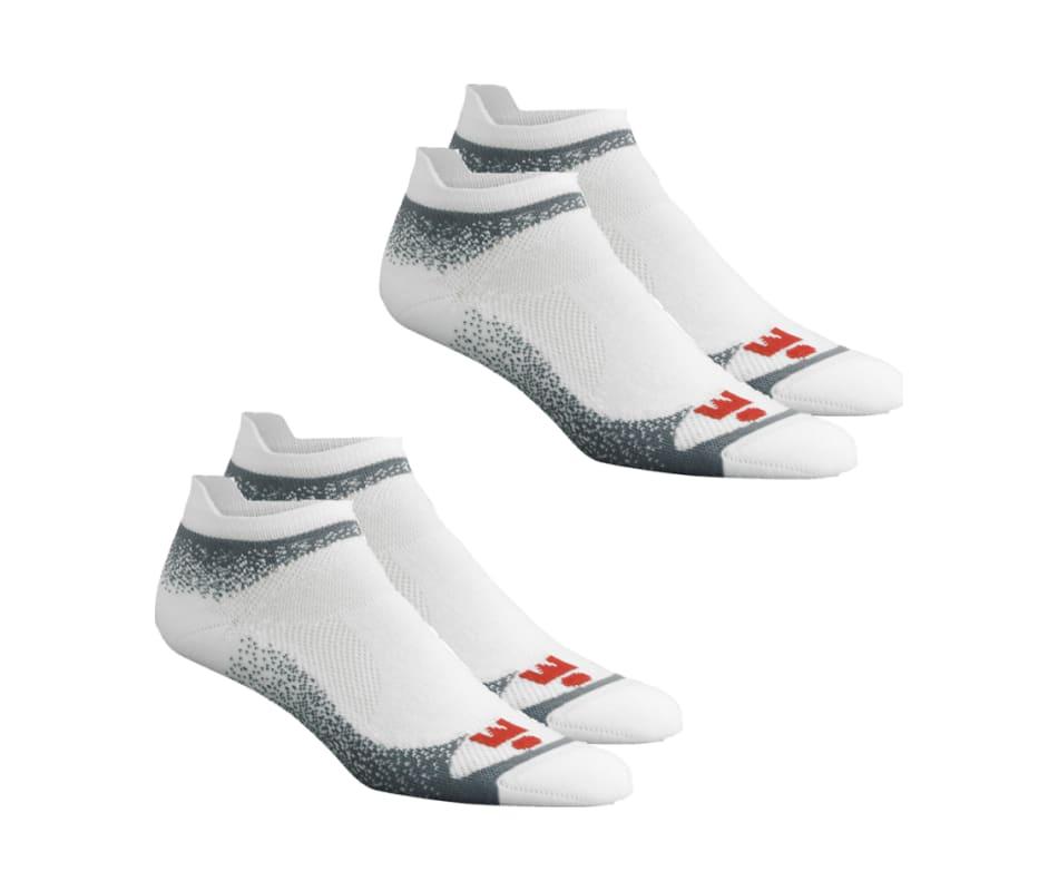 830a4fbb67b5 Wigwam Ironman Flash Pro Socks - 2 Pack Grey - LG