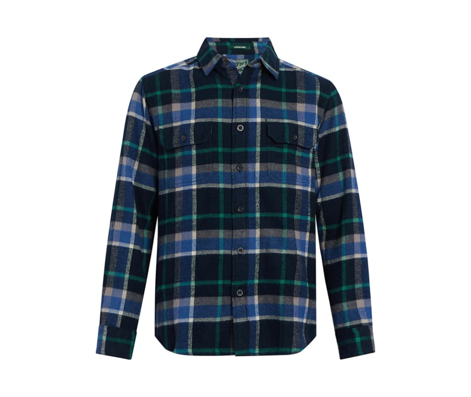Men's Oxbow Bend Flannel Shirt - Modern