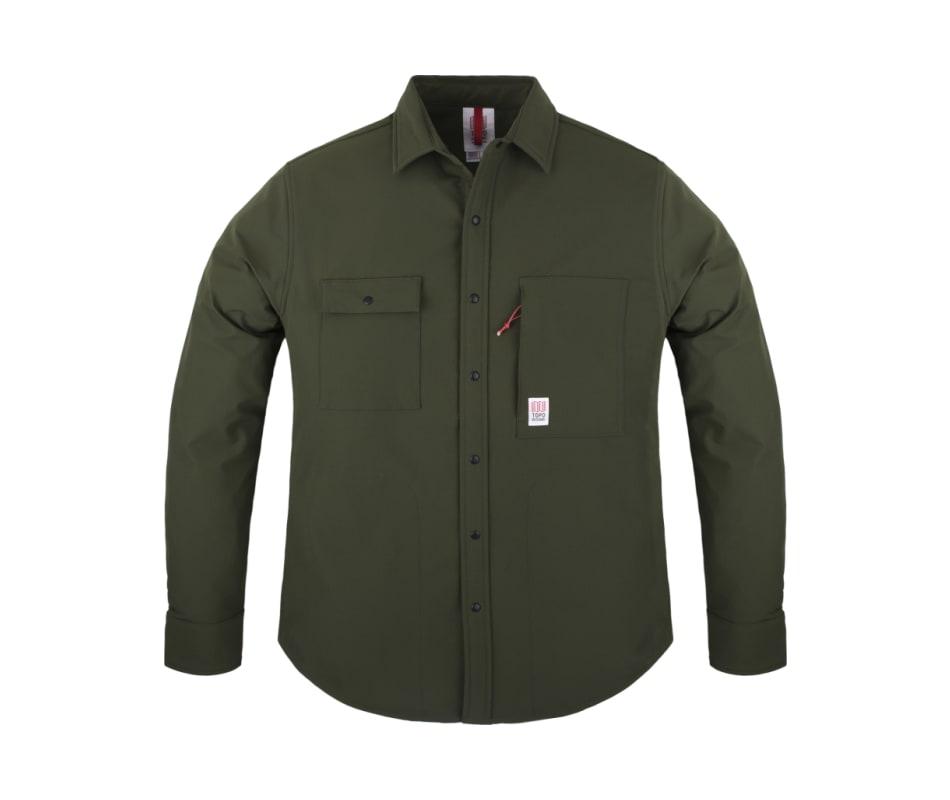 Men's Breaker Shirt Jacket