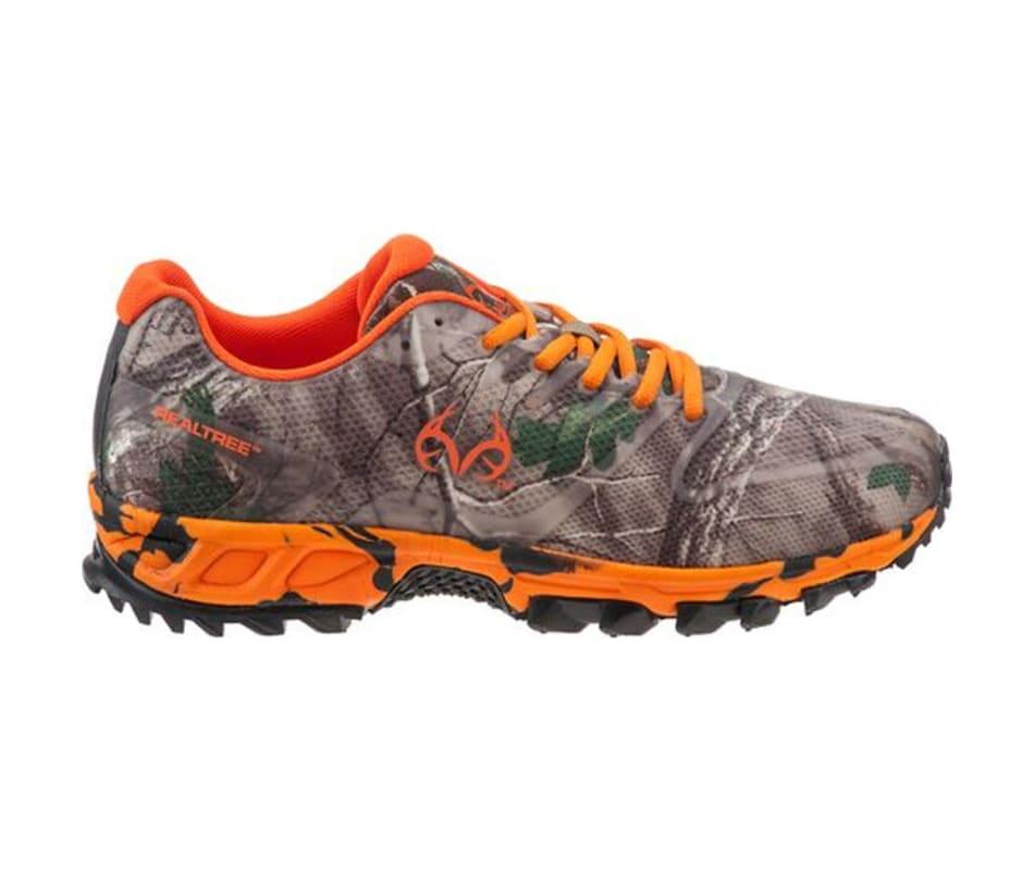 Realtree Outfitters by Duckhead Cobra Camo Shoes - Orange   Xtra ... a2c61ad3de1