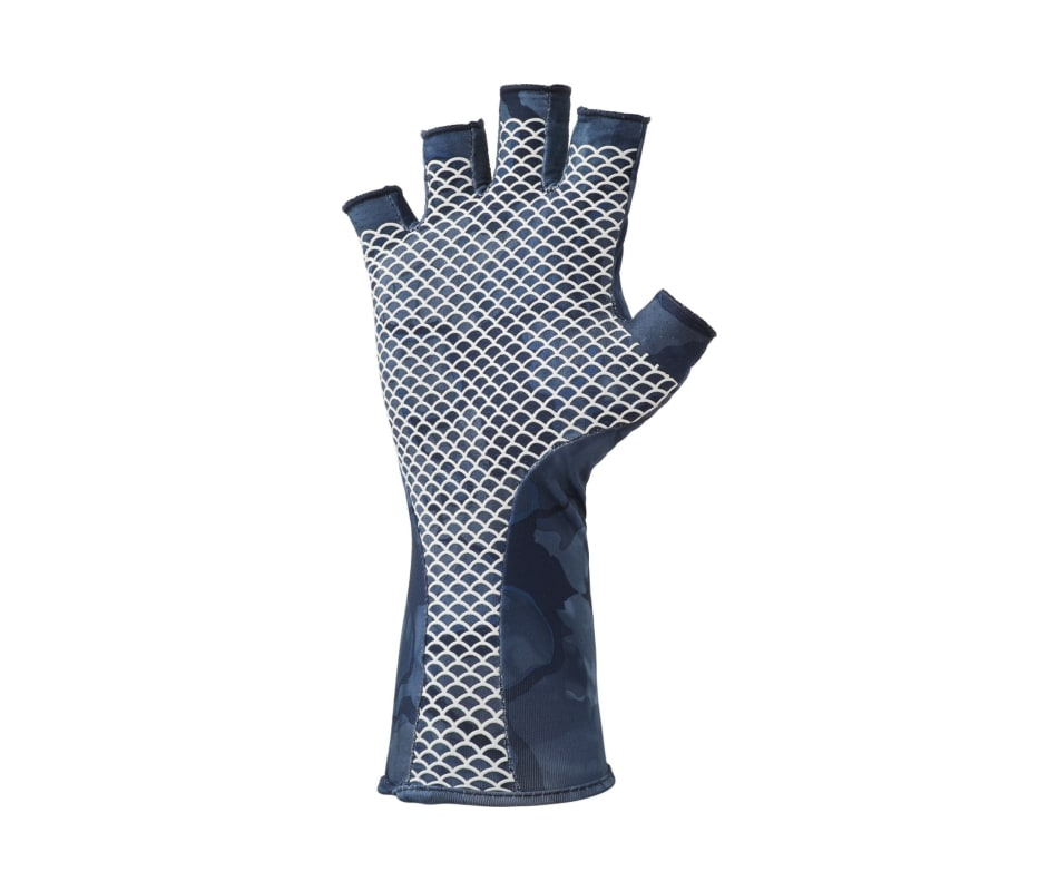 Men's Current Camo Sun Glove