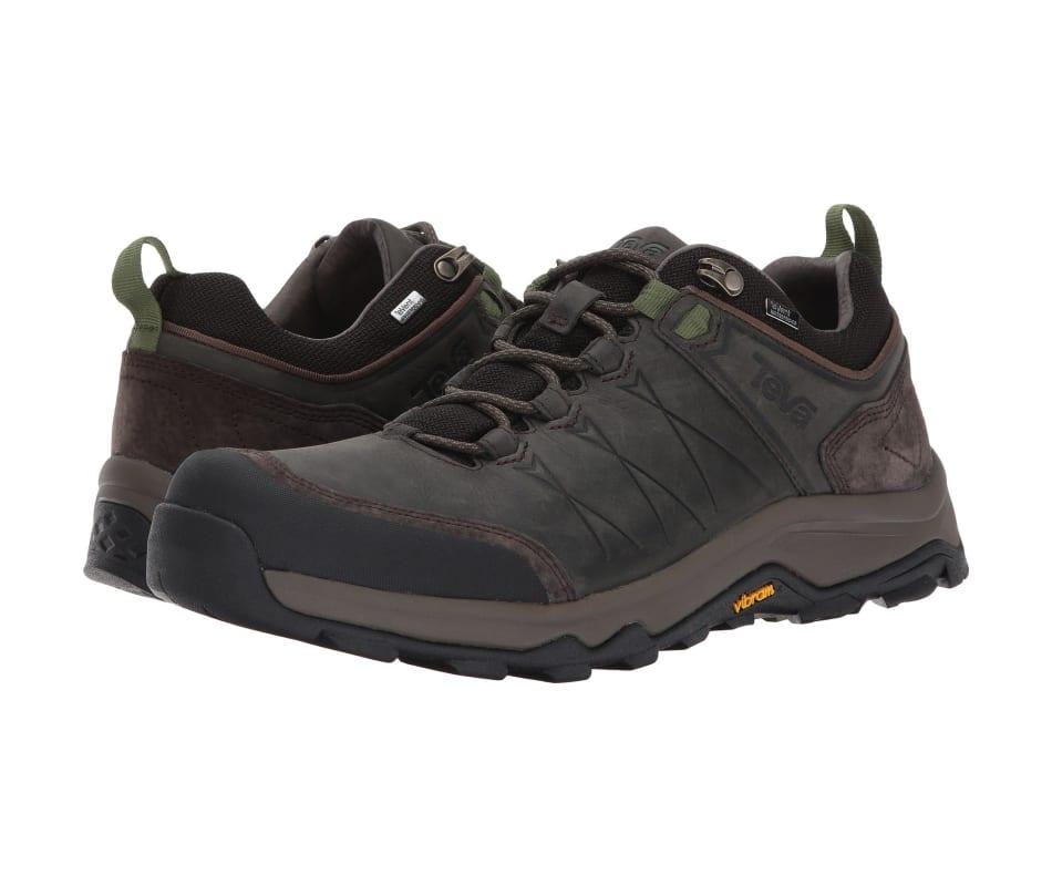 6cf26a1e8a35c4 Teva Men s Arrowood Riva WP Boot - Black Olive - 9