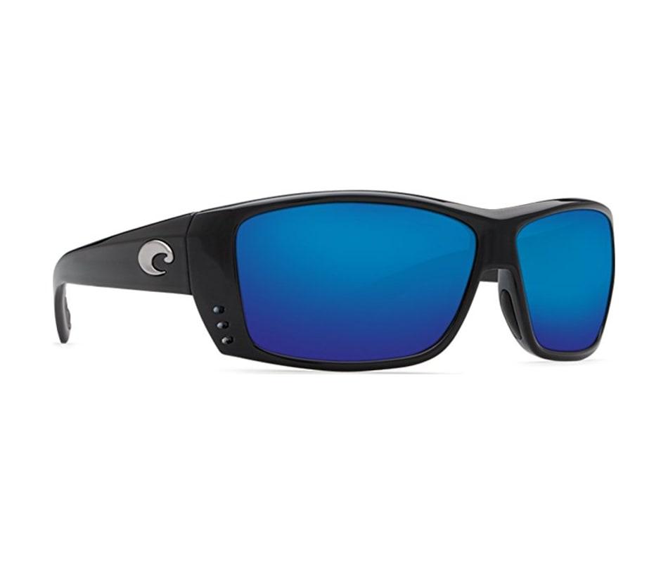 5541d66278f Costa Del Mar Cat Cay Sunglasses - Blackout - Blue Mirror Glass ...