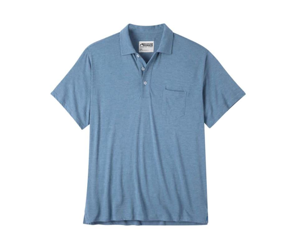 Mountain Khakis Mens Patio Polo Shirt