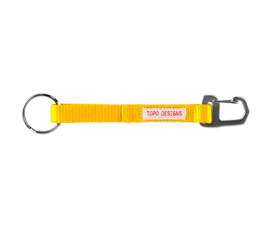 Topo Designs Key Clip