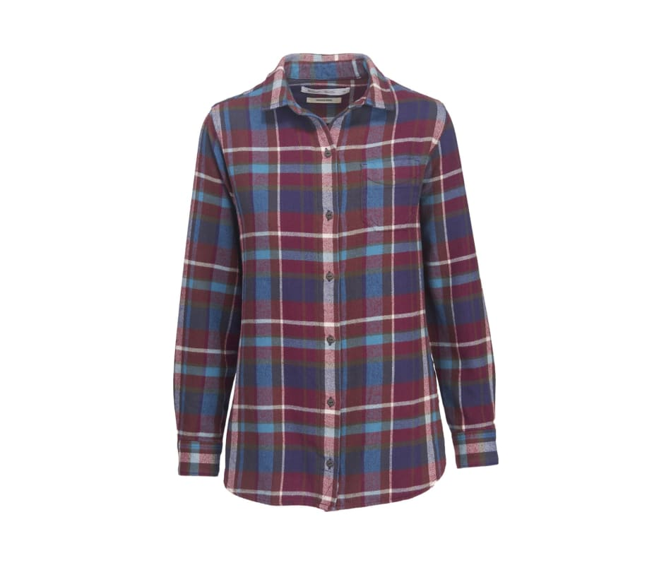 Women's Oxbow Bend Eco Rich Boyfriend Shirt