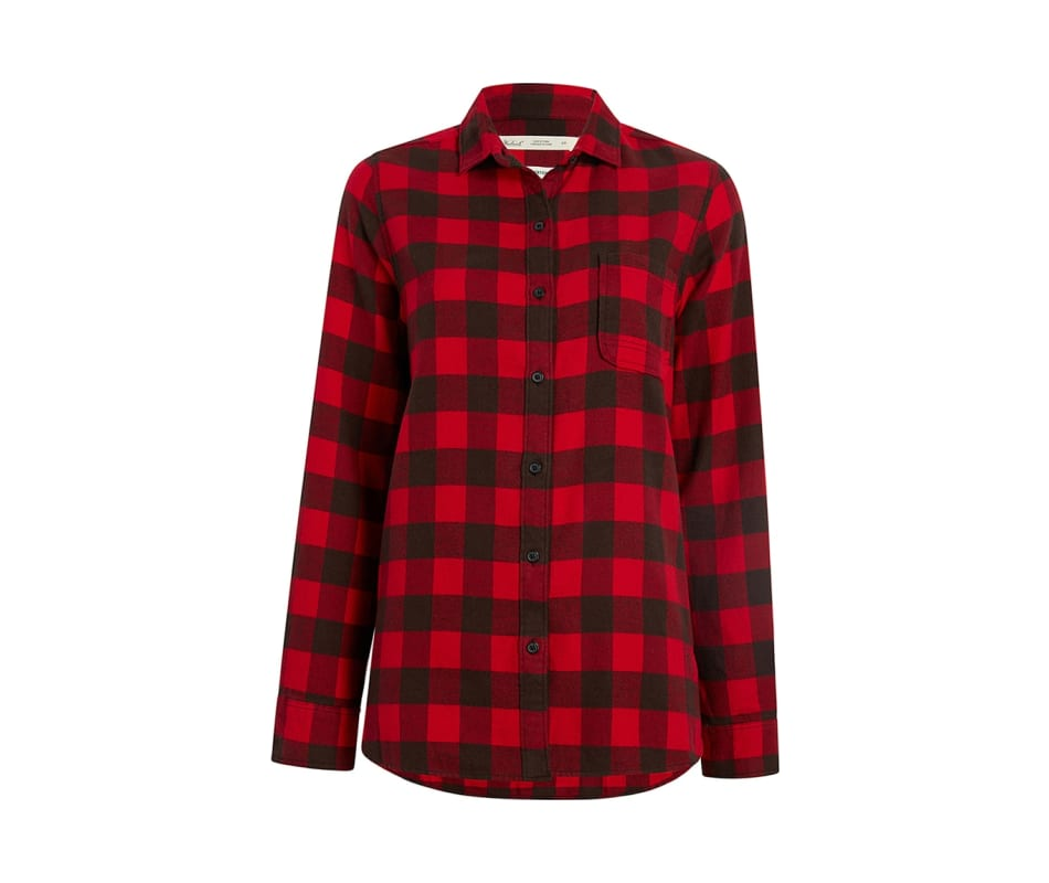 Women's Eco Rich Pemberton Boyfriend Shirt