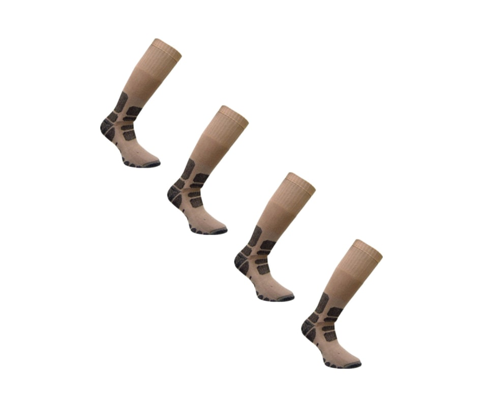 Mountain Silver Boot - 4 Pack
