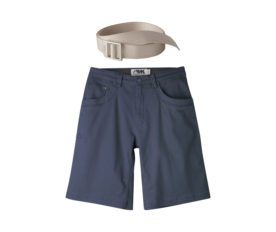 Men's Camber 105 Short - With FREE Webbing Belt