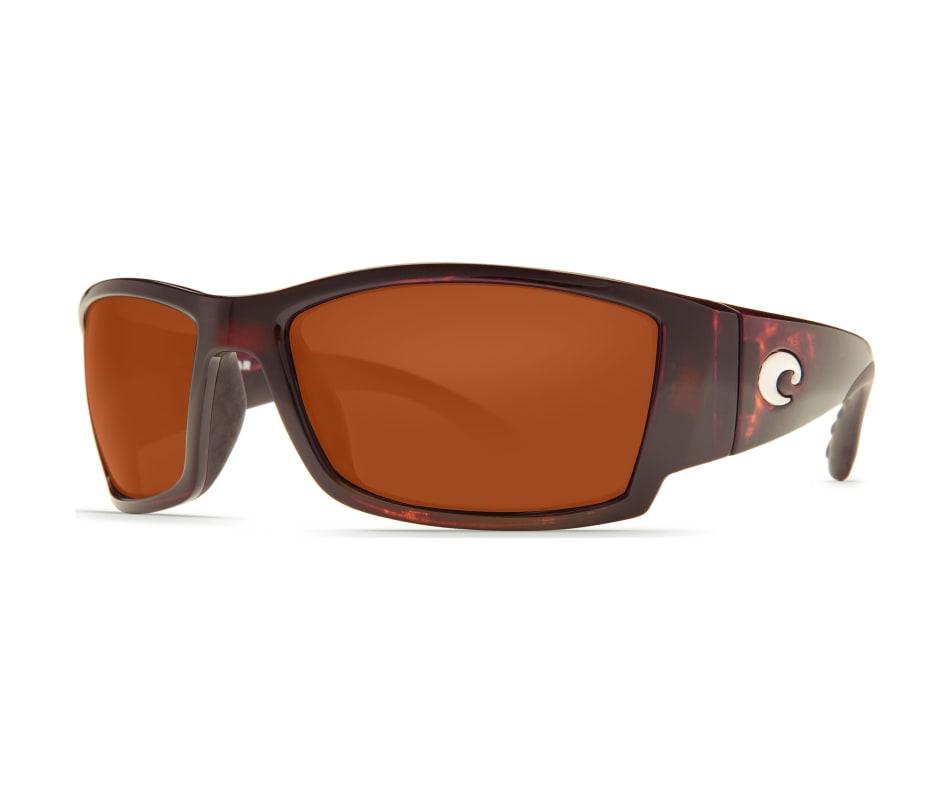 c9779dd2cd Costa Del Mar Corbina Sunglasses Tortoise Frame   580G Copper ...