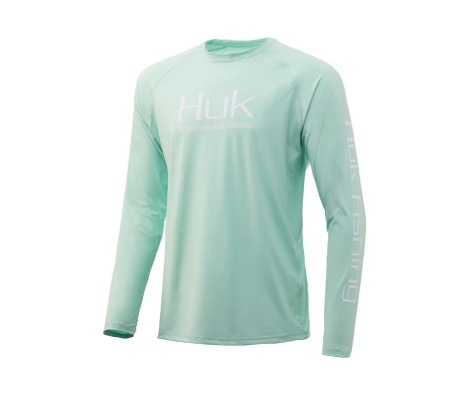 Men's Pursuit Vented Long Sleeve Shirt