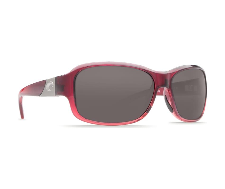 dbf2b6f065 Costa Del Mar Women s Inlet Sunglasses - Pomegranate Fade - Gray ...