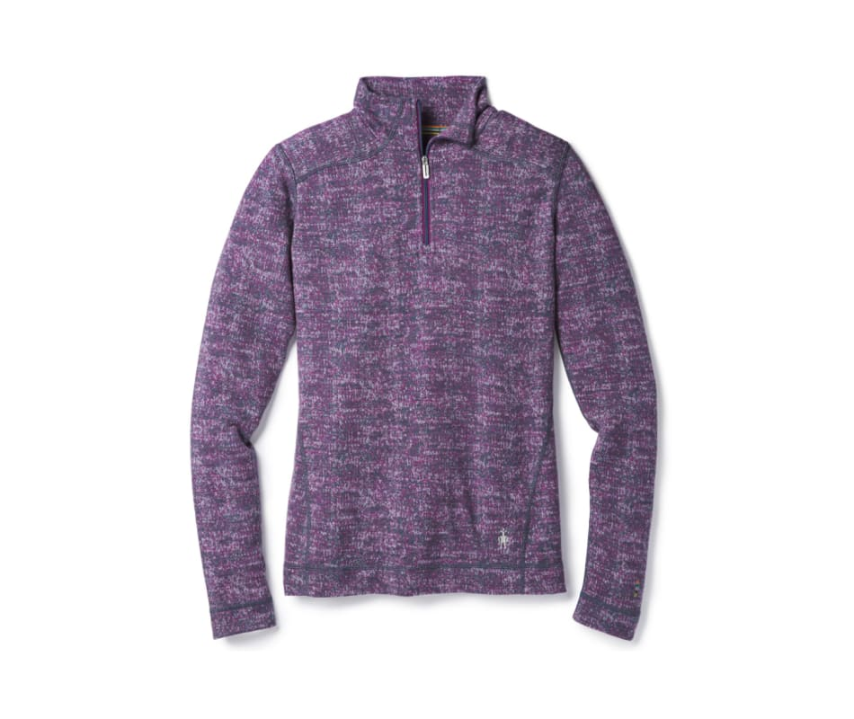 Smartwool Women's Merino 250 Baselayer Pattern 1/4