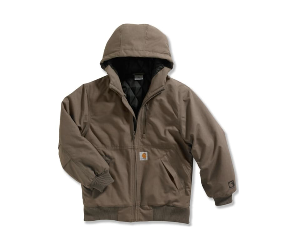 688f945e870 Carhartt Kids Boys Quick Duck Jacket Olive - Large
