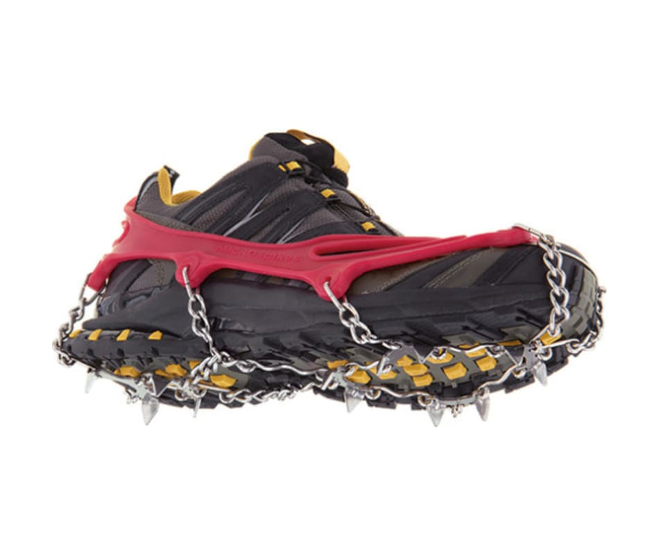 kahtoola MICROspikes Footwear Traction - Red
