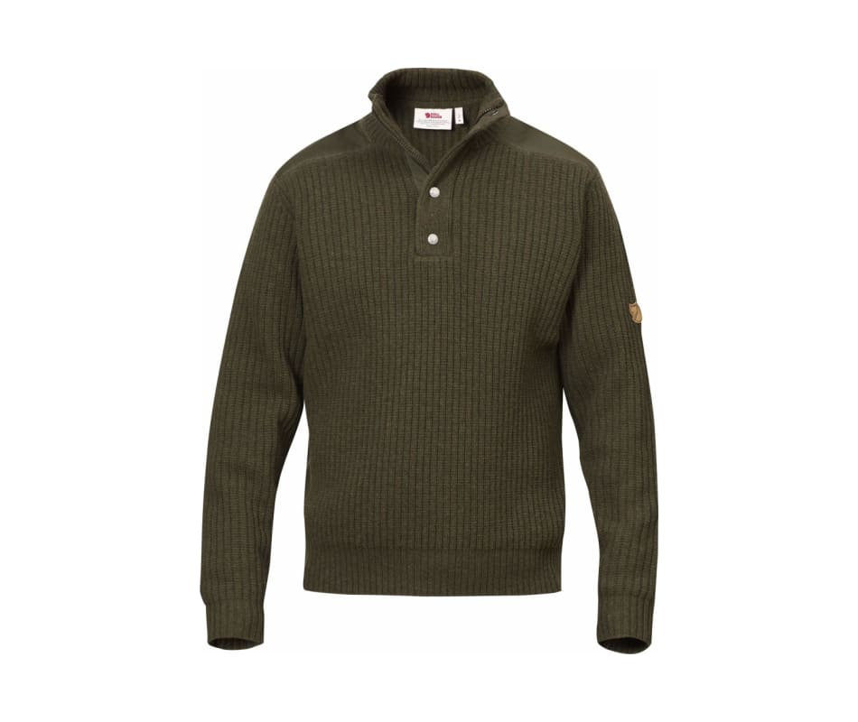 Men's Varmland T-Neck Sweater