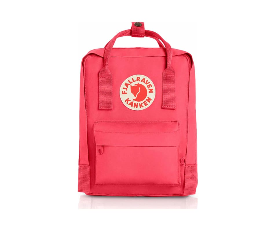 550ae57bd0b Fjallraven Kanken Mini Backpack Peach Pink