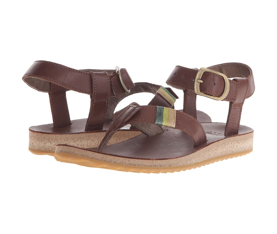 Women's Original Sandal Crafted Leather