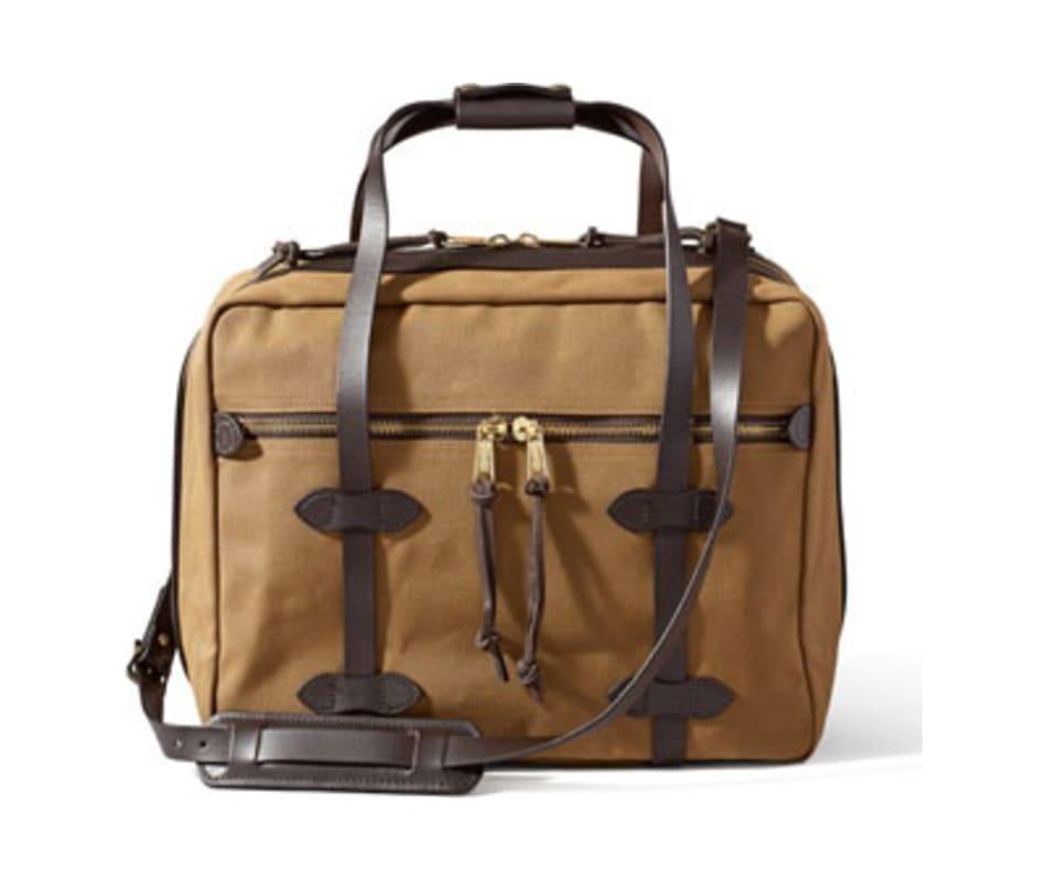 e439d79aa5 Filson Small Pullman Carry-on Bag Tan