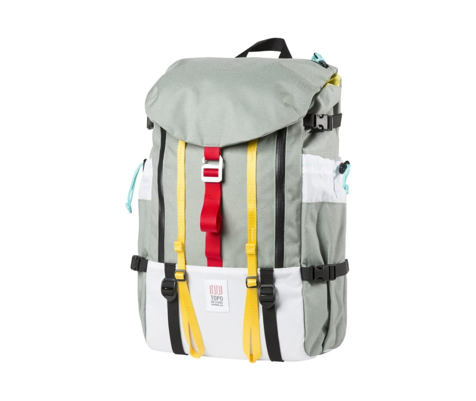 Mountain Pack - Silver