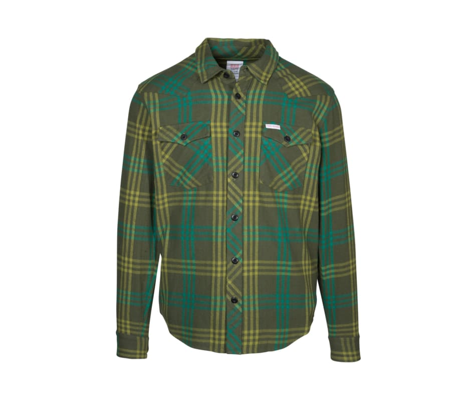 Topo Designs Men's Mountain Shirt Plaid