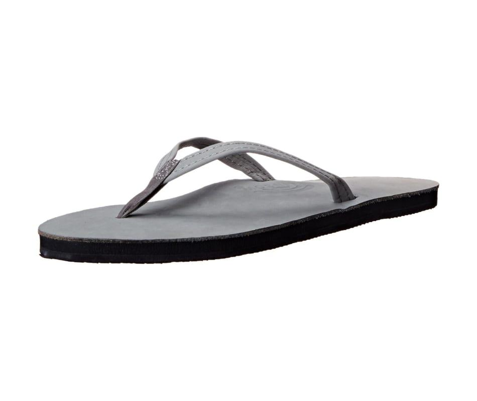 e5f1607ed Rainbow Women's Premier Narrow Strap Sandals Grey - SM