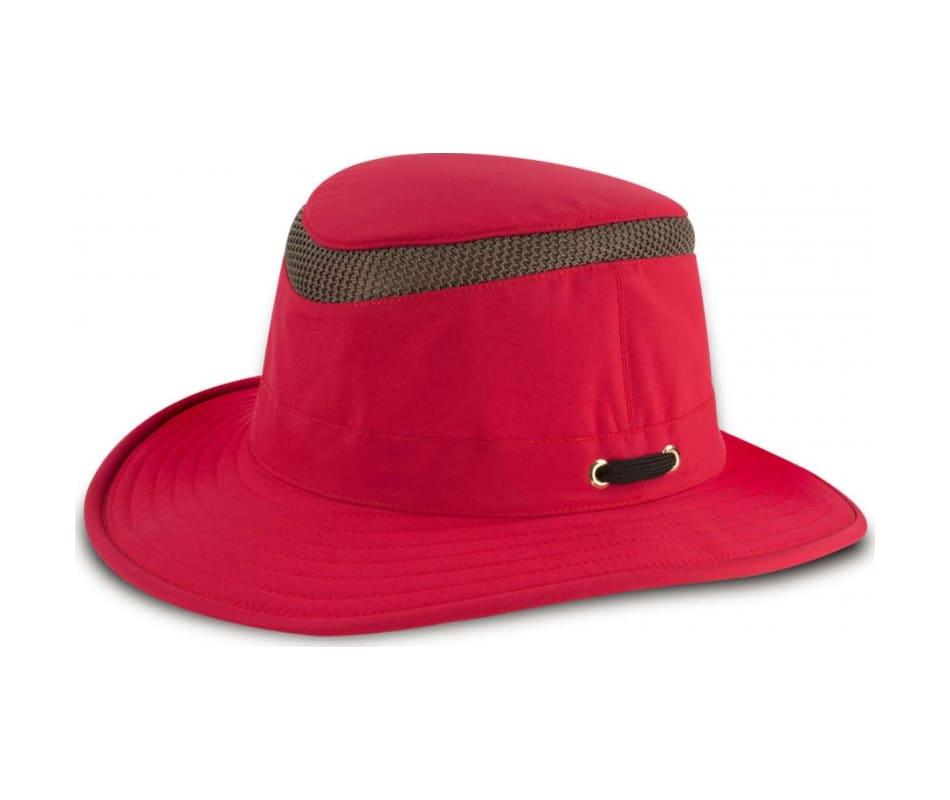 Tilley Ltm5 Airflo Hat - Cherry Olive Mesh - 67 8 9f05a0cb077