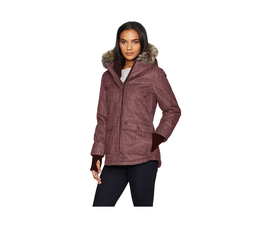 Women's Bitter Chill Wool Loft Jacket