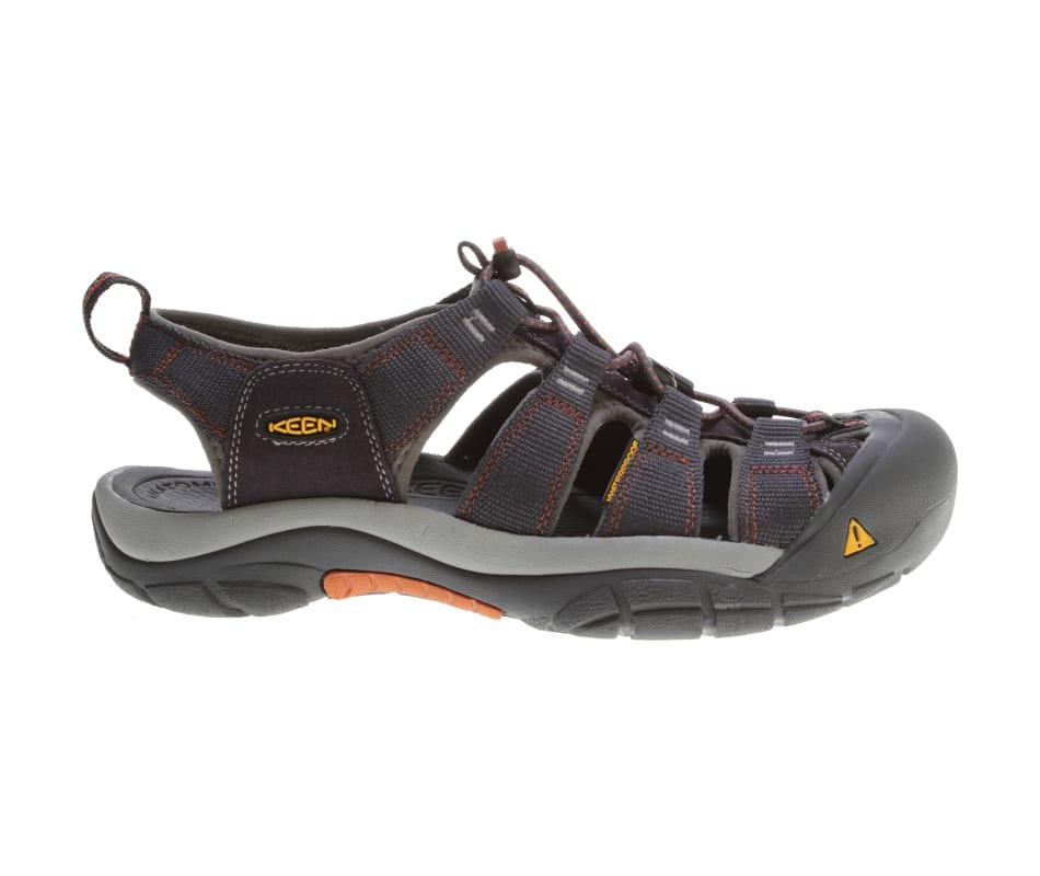f38d943925cdc Keen Men s Newport H2 Sandals - India Ink   Rust - Mens 10