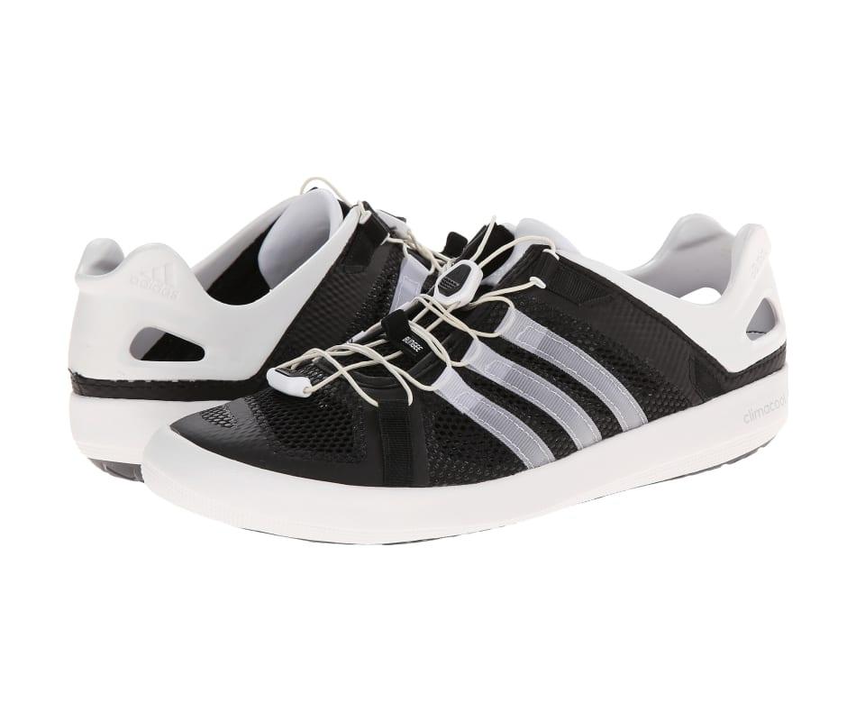 Adidas Men's Climacool Boat Breeze Black/White/Black - 11.5