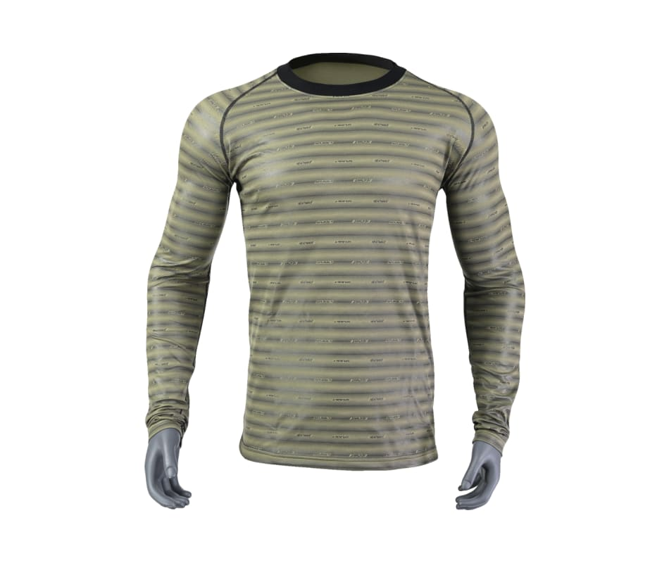 Men's Heatwave Reversible Long Sleeve Crew Top