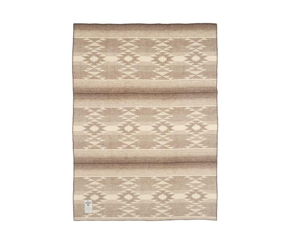 Somerton Jacquard Undyed Wool Blanket (50