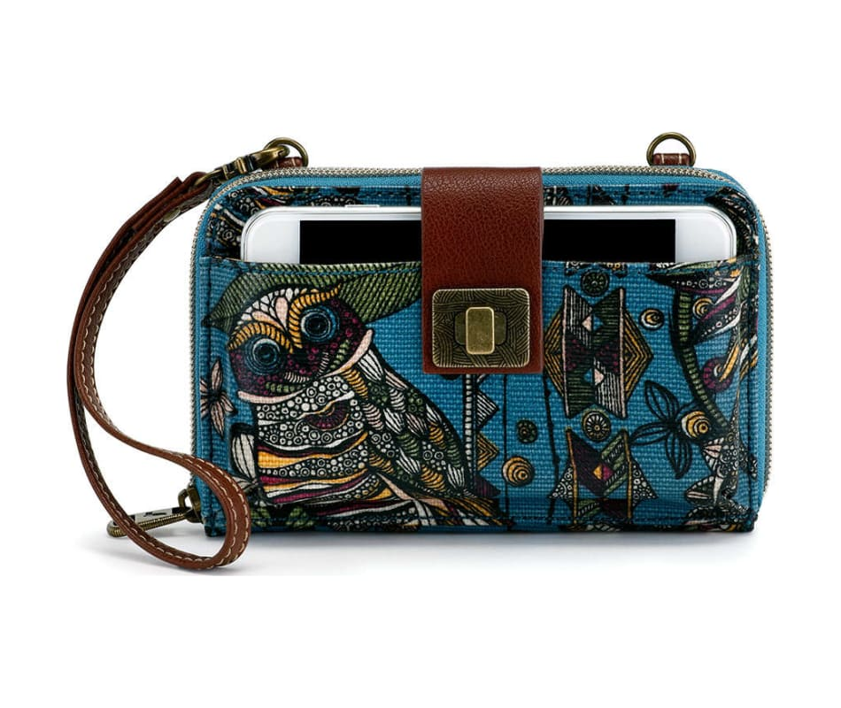 Artist Circle Smartphone Crossbody