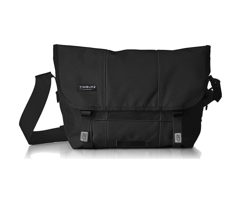 Timbuk2 Classic Messenger Bag Jet Black - S 0a9e3c6e85ded
