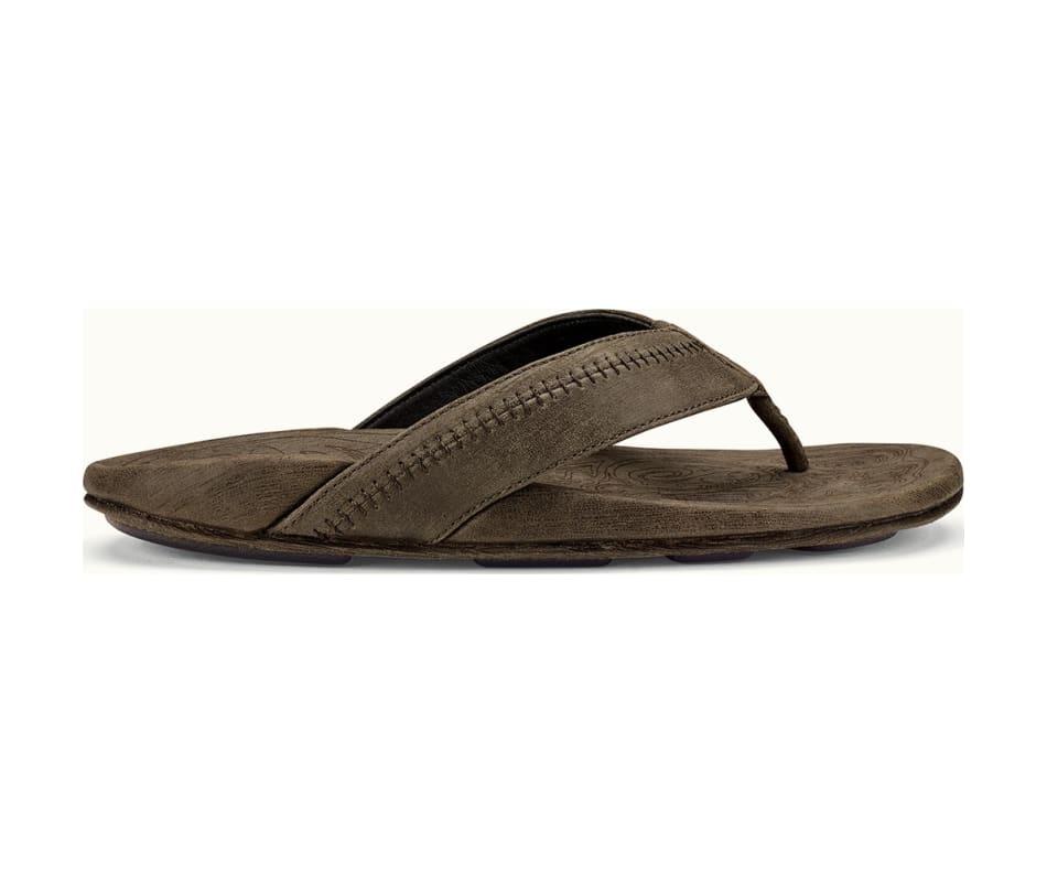 9ae308c82 Olukai Men's Hiapo Sandals Caldera/Caldera - 9
