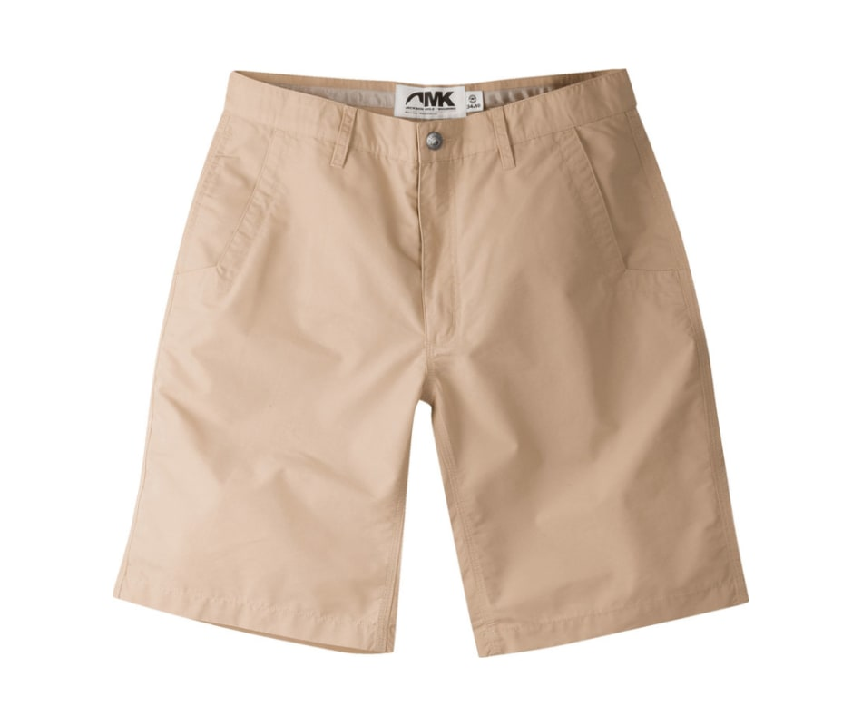 Men's Poplin Short Relaxed Fit