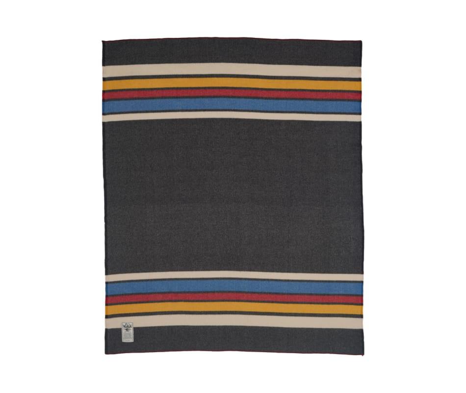 Walnut Ridge 100% Soft Wool Blanket (56