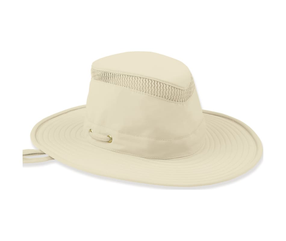 Tilley LTM6 Airflo Hat Natural   Forest Green - 7 390a8fc01d4a