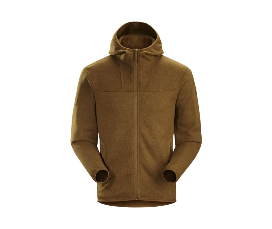 b91543e254 Arc'Teryx Men's Covert Hoody - Caribou - L