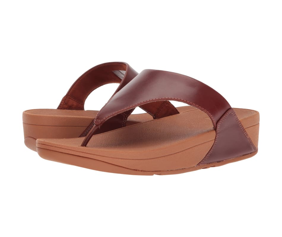 Women's Lulu Leather Toepost