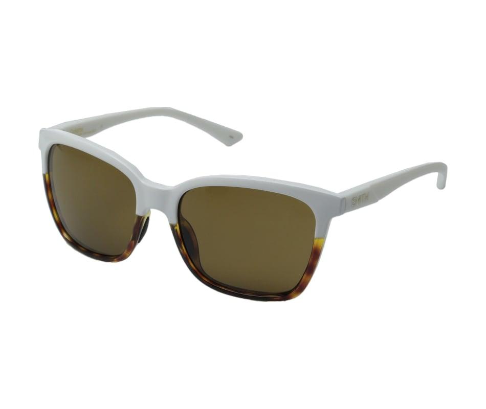 785b92ae95d6d Smith Colette Sunglasses White Fade Tortoise Brown