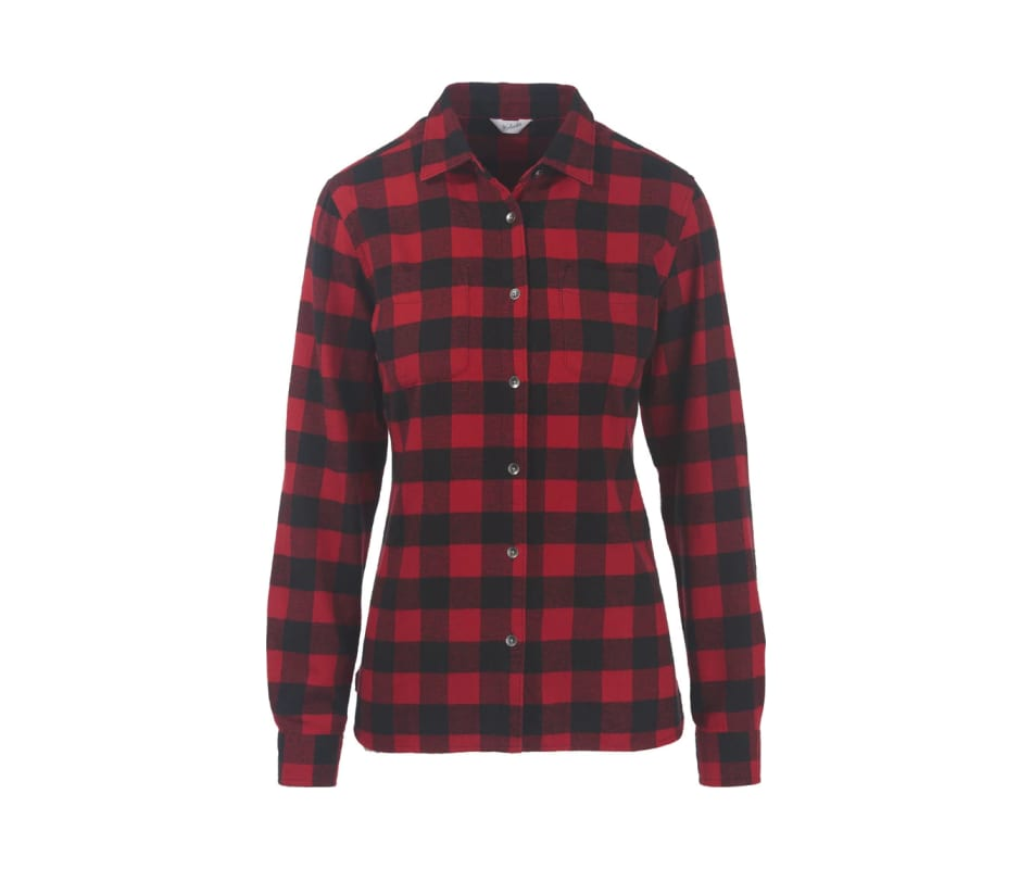 Women's The Pemberton - Old Red Check - XS