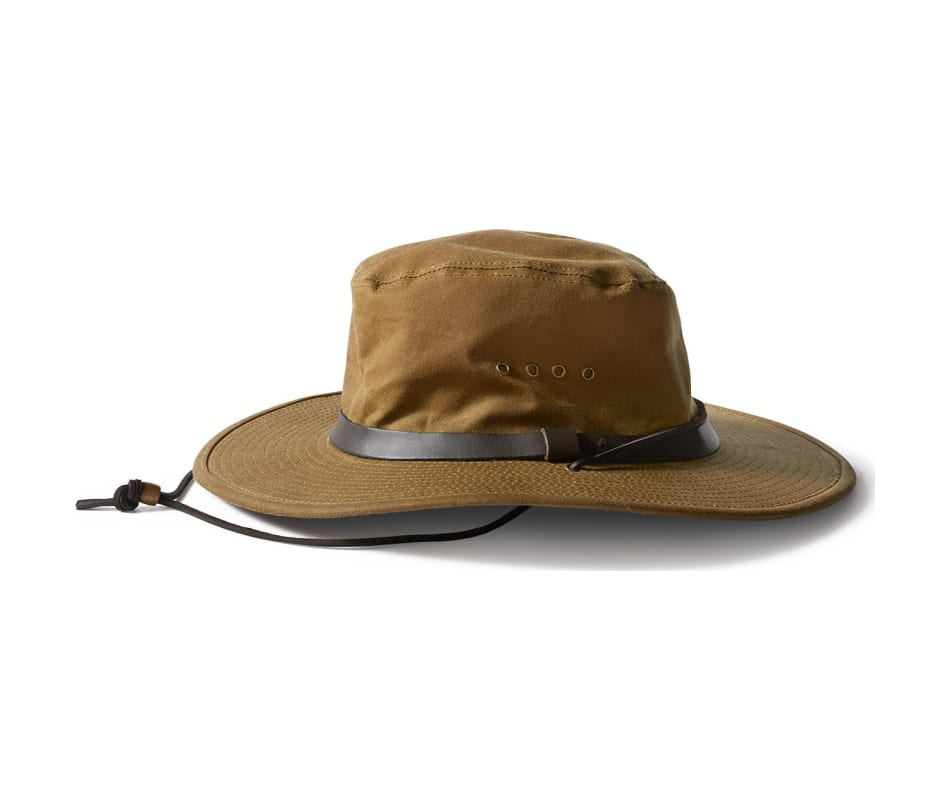 Men's Tin Cloth Bush Hat
