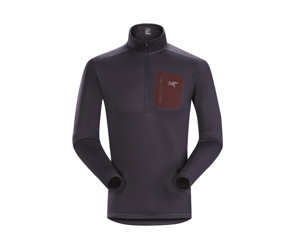 Men's Rho Ar Zip Neck