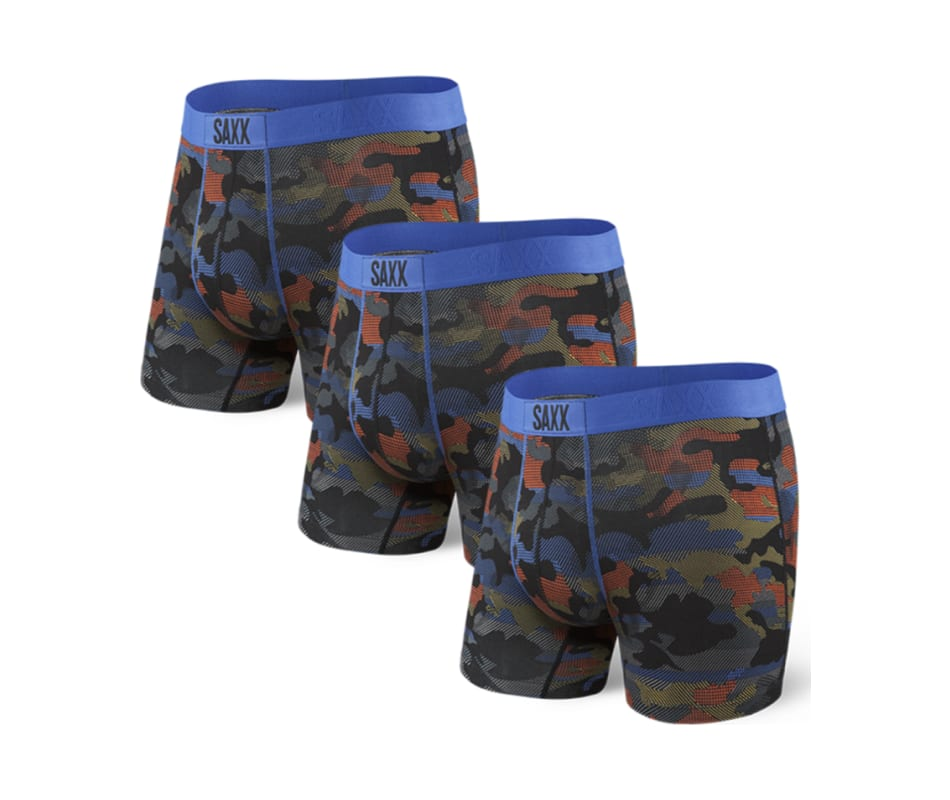 Vibe Modern Fit Boxer Brief - 3 Pack